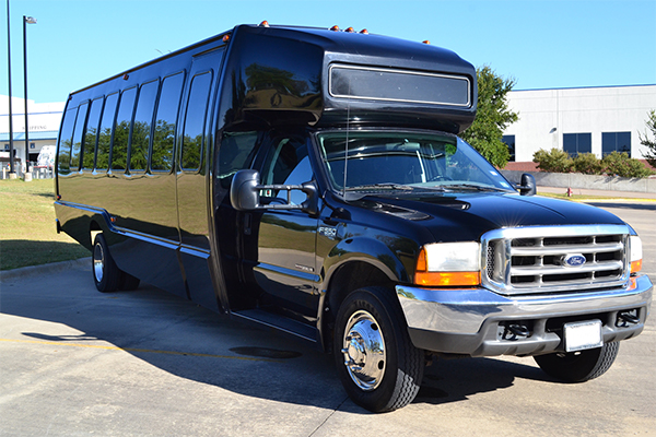18 Passenger Party Bus Greensboro