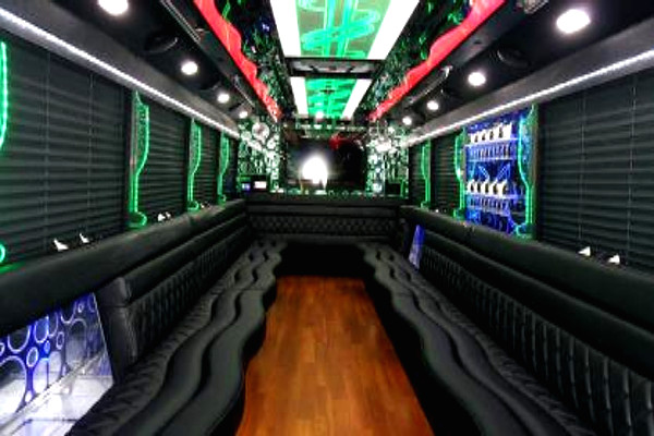 20 passenger party bus 1 Greensboro