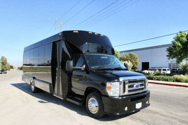 20 passenger party bus Greensboro