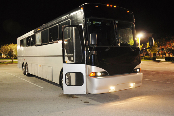 40 passenger party bus Greensboro