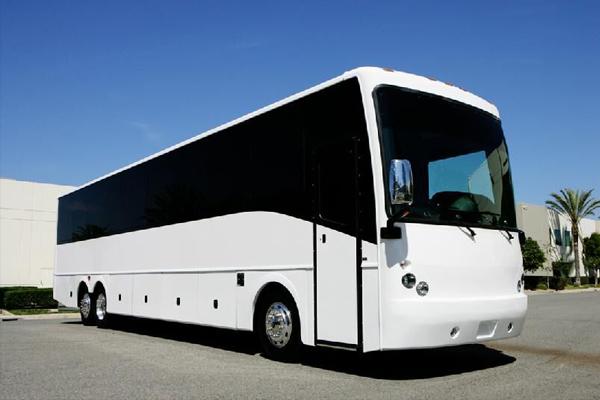50 passenger charter bus Greensboro