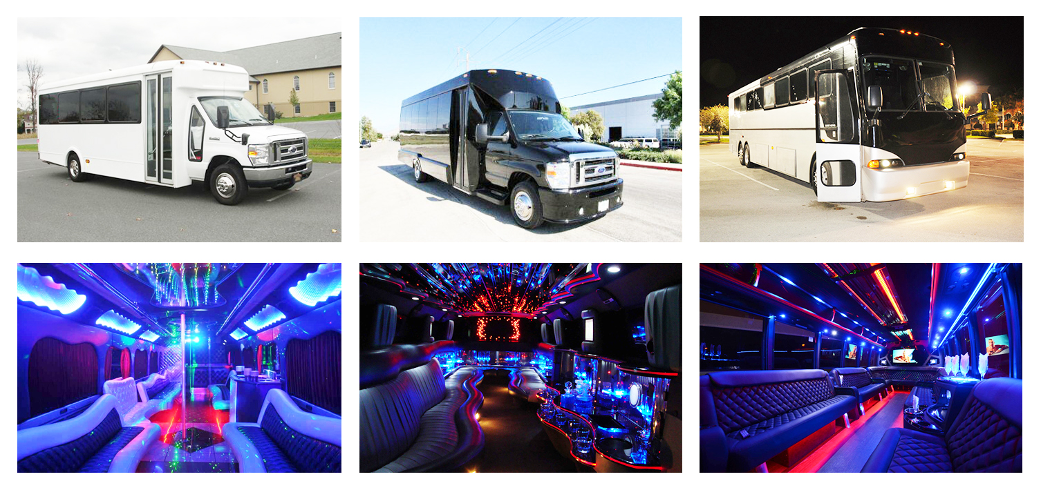 Original Party Buses Greensboro