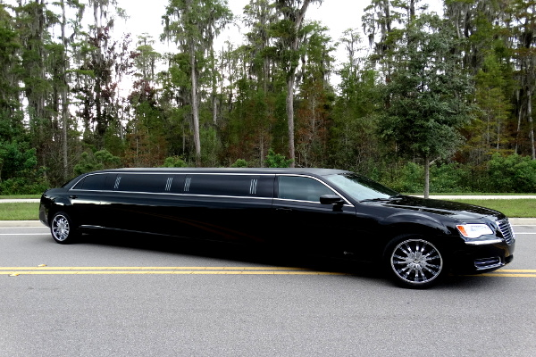 chrysler 300 limo service 1 Greensboro
