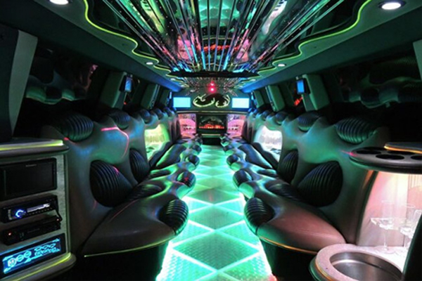 hummer limo rental Greensboro