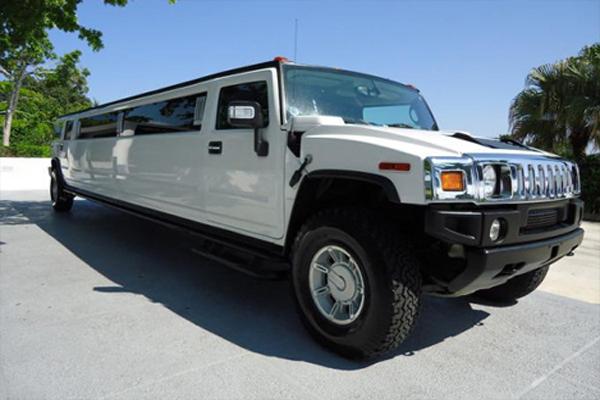 hummer limo service Greensboro