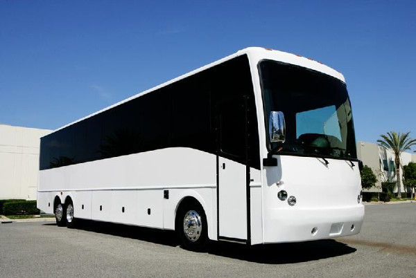 Greensboro 50 Passenger Charter Bus